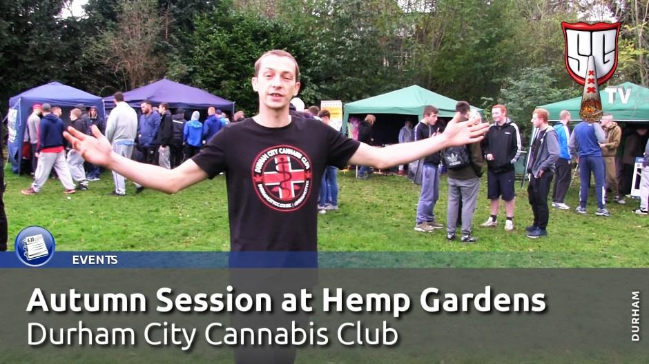 Uk Cannabis Events Durham City Cannabis Club S Autumn Session