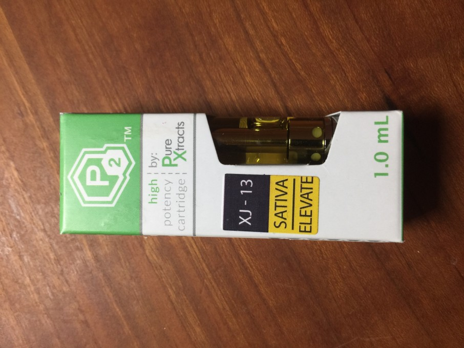 Pure extracts cartridge