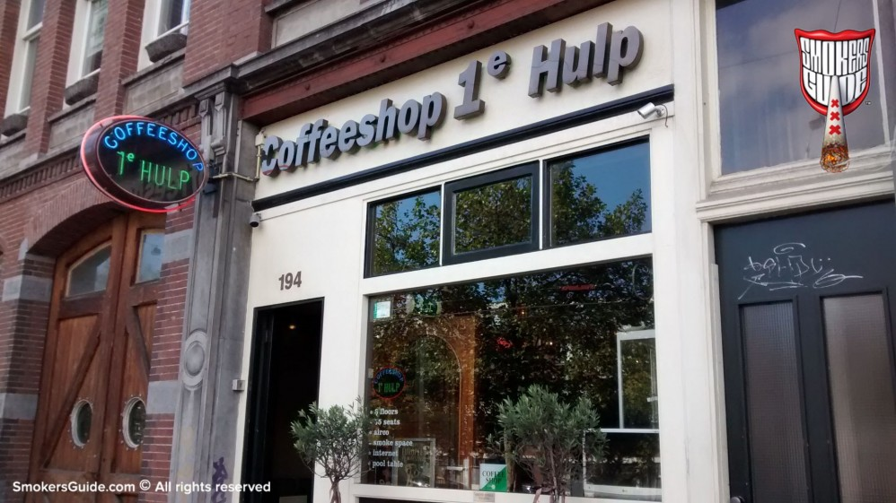 Er Hulp Coffee Shop