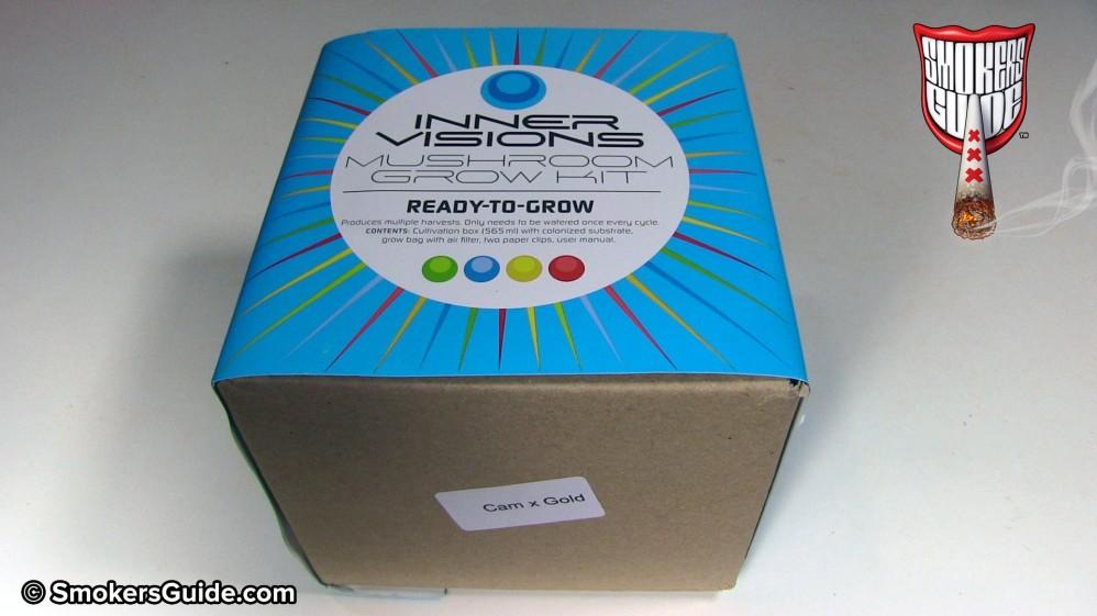 Growing Shrooms - Magic Mushroom Home Grow Kits