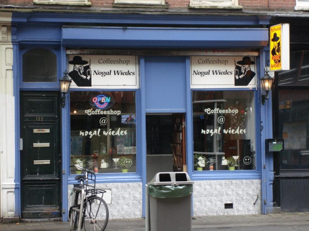 Hard Rock Cafe Amsterdam Tram Stop