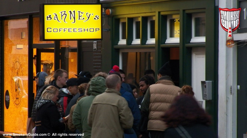 Barney S Cafe Amsterdam