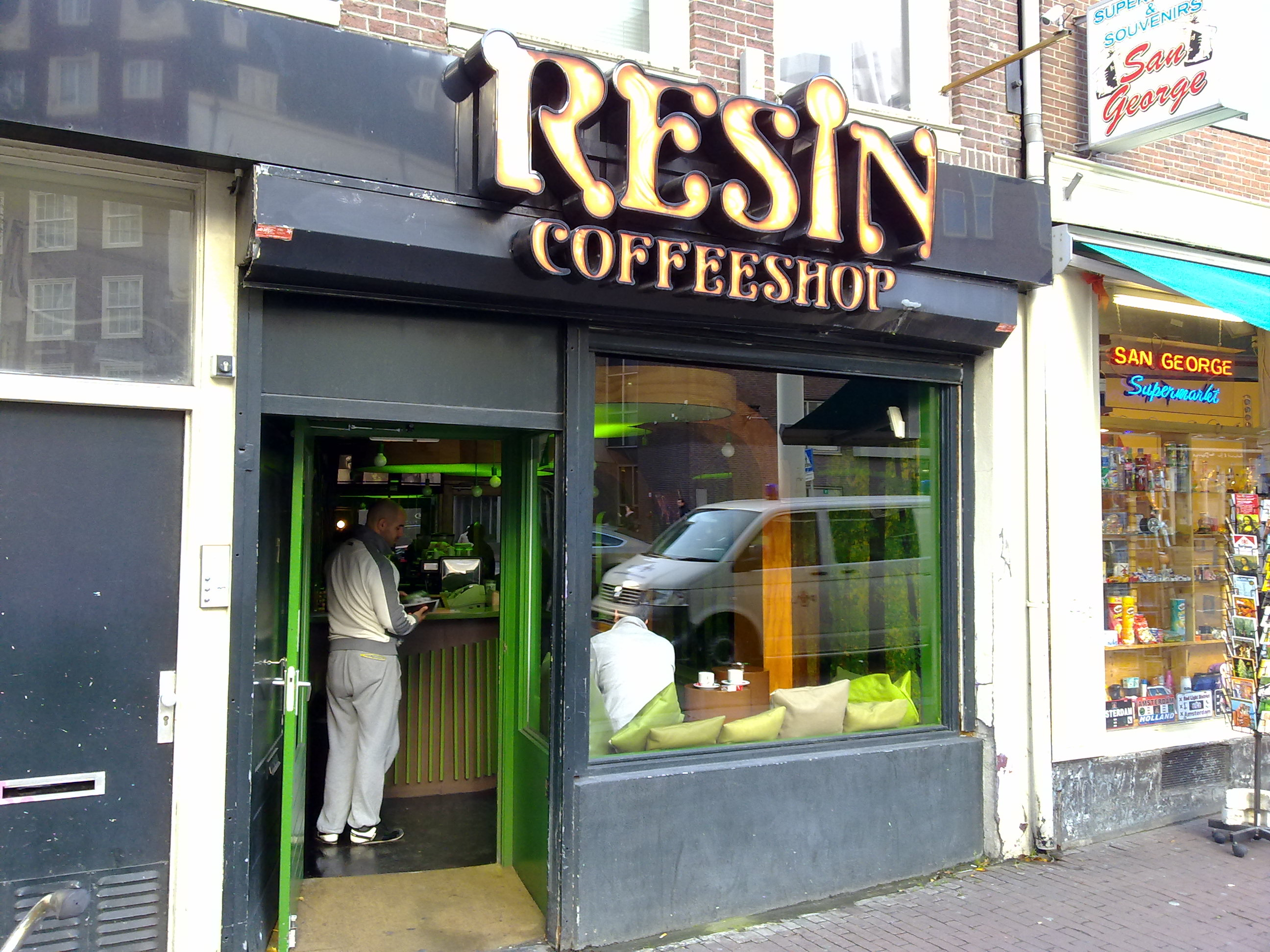 Amsterdam online coffee shop