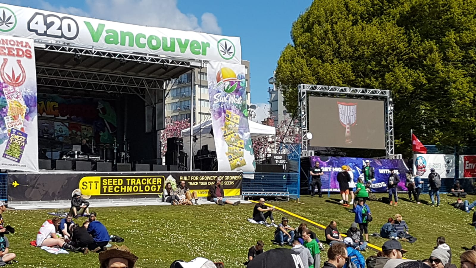420 Canada Parties Ripped!