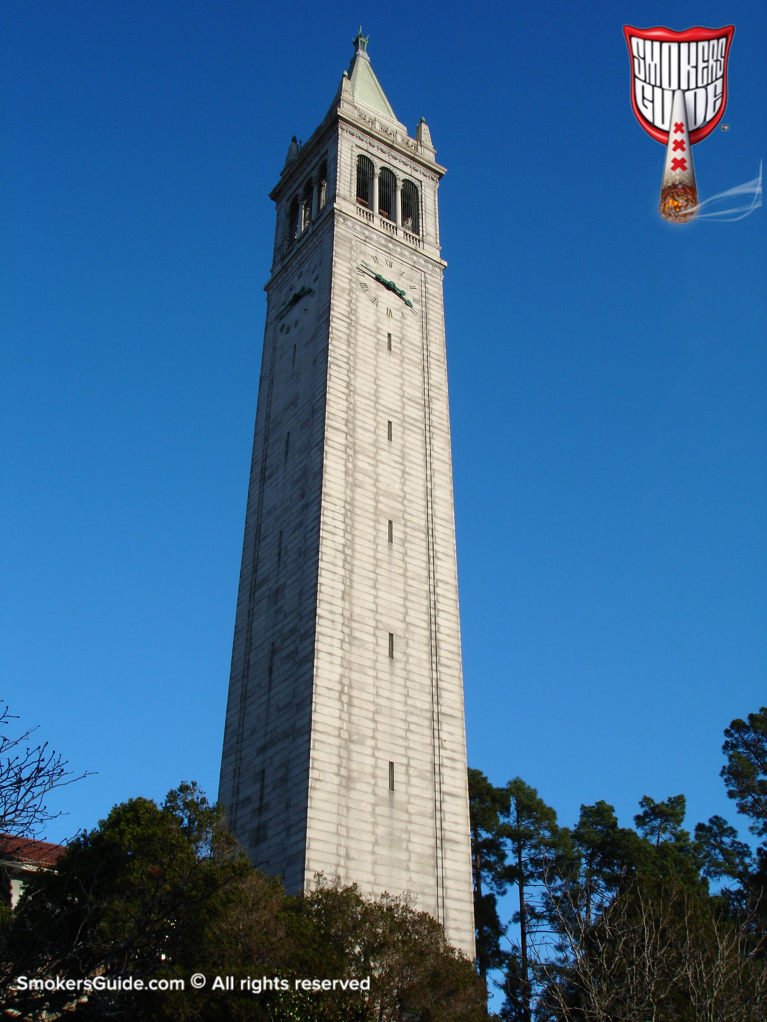 The Campanile, aka 420 Tower!