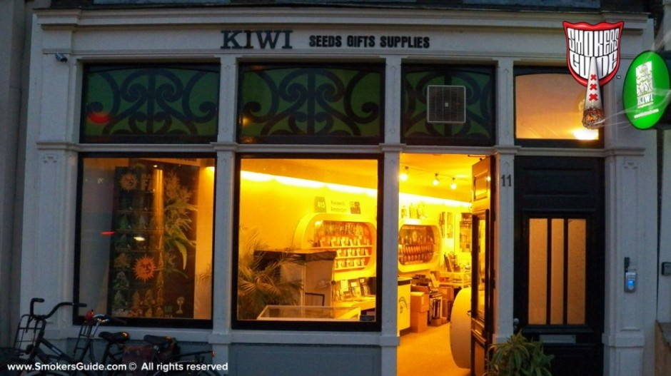 Kiwi Seeds and Kiwiland Growshop - What