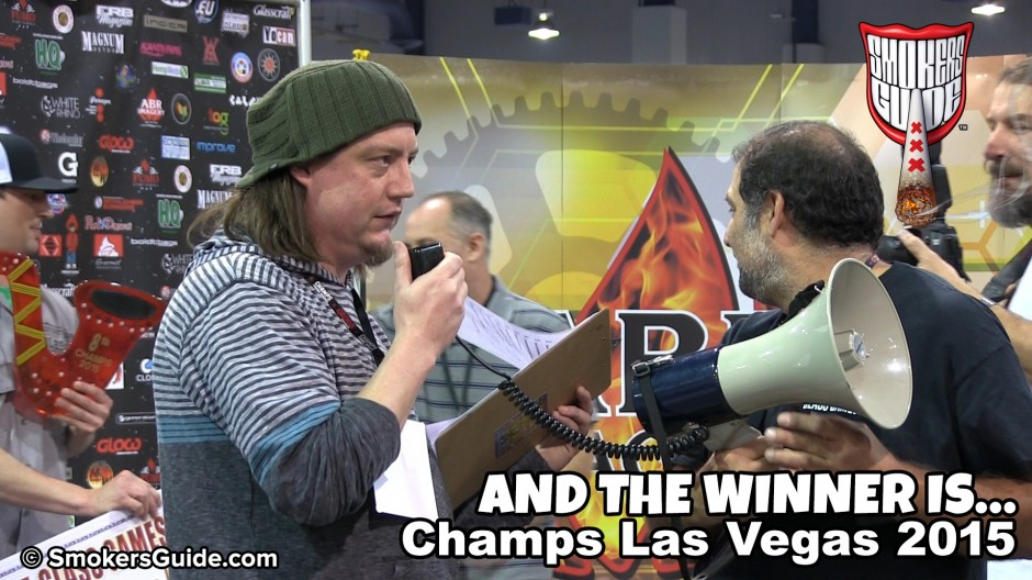 Champs Trade Show Las Vegas - Glass Games Results