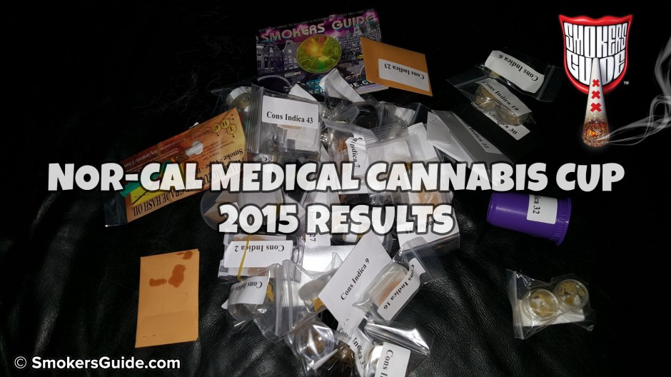 NorCal Medical Cannabis Cup Results 2015