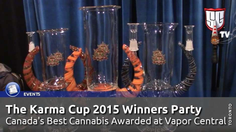 The Karma Cup 2015 Results/Winners - Canada
