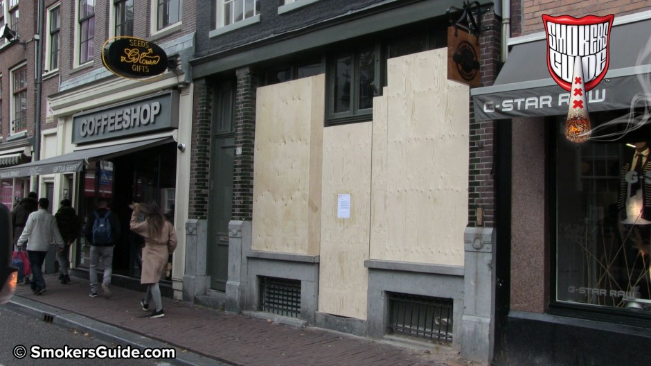 Closed Amsterdam Coffeeshops to Reopen!