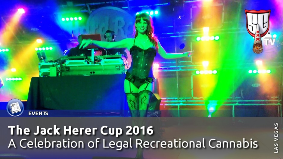 The 2nd Annual Jack Herer Cup Las Vegas Results