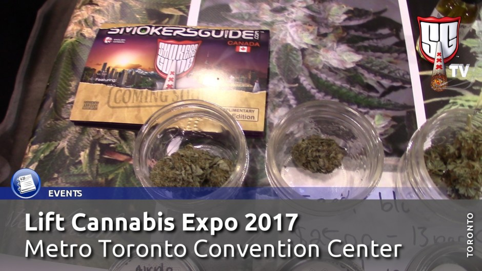 Lift Cannabis Expo 2017