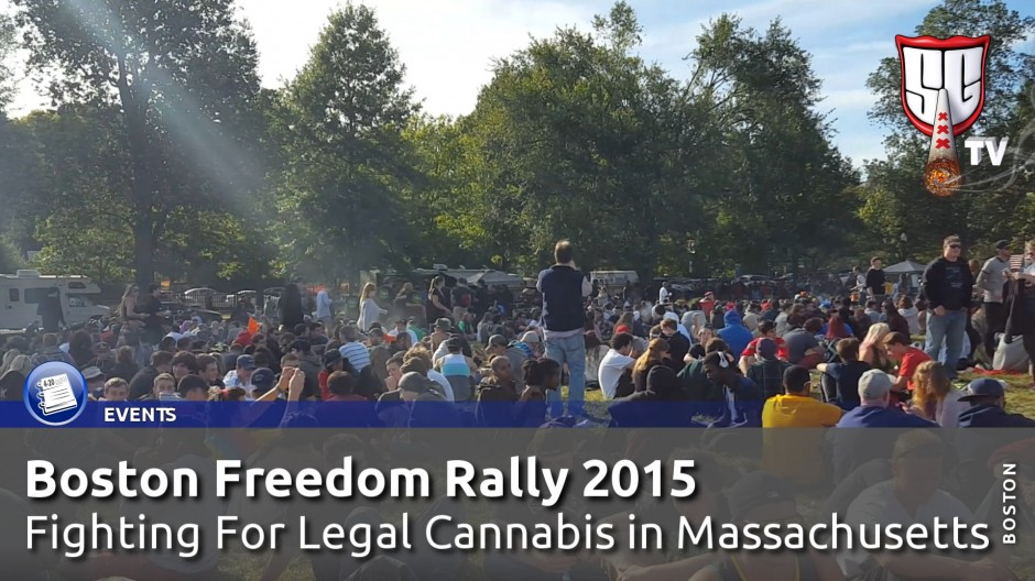 Boston Freedom Rally 2015