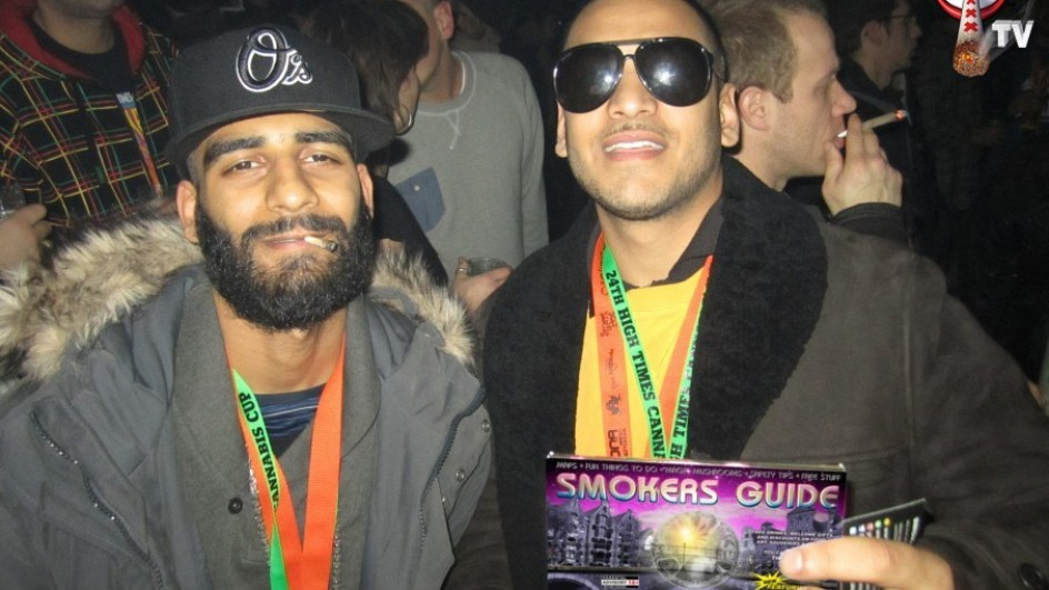 The Smokers Guide Book
