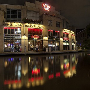 Hard Rock Canal Side