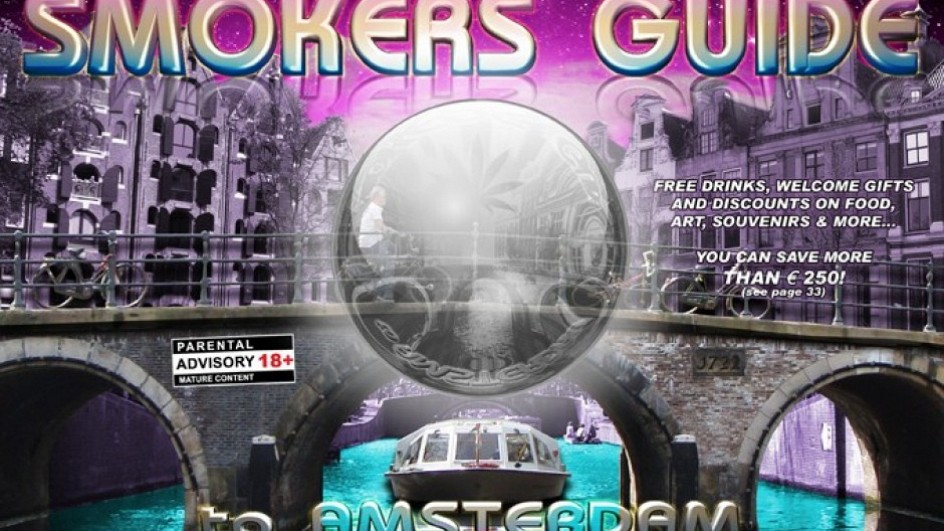New Smokers Guide to Amsterdam Website - SG Back Leading The Pack!