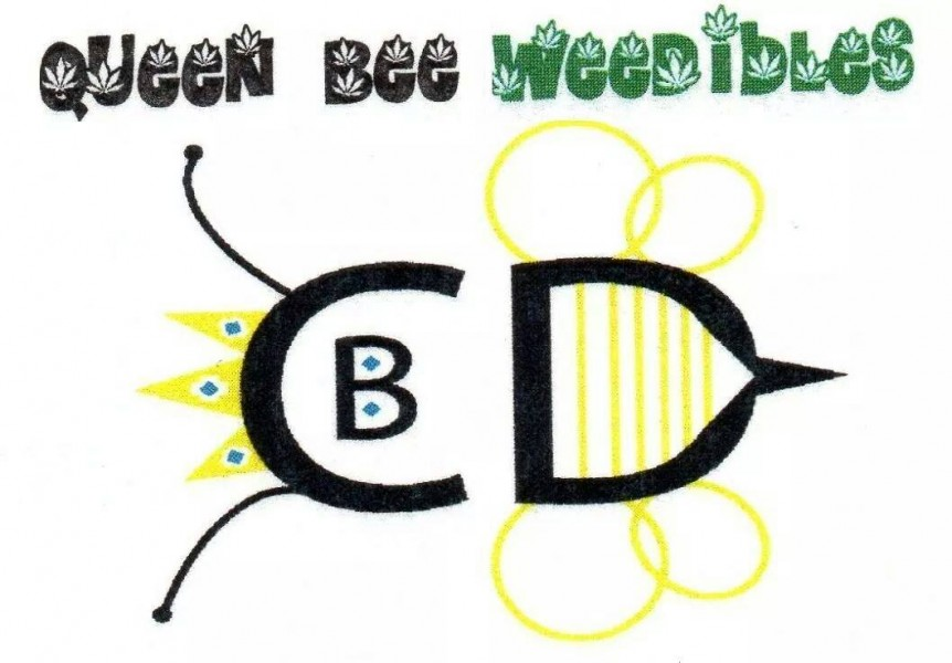 Queen Bee Weedibles