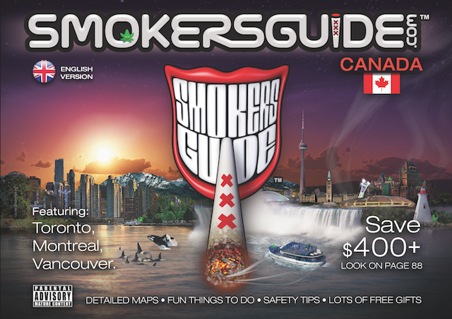Smokers Guide Canada Edition