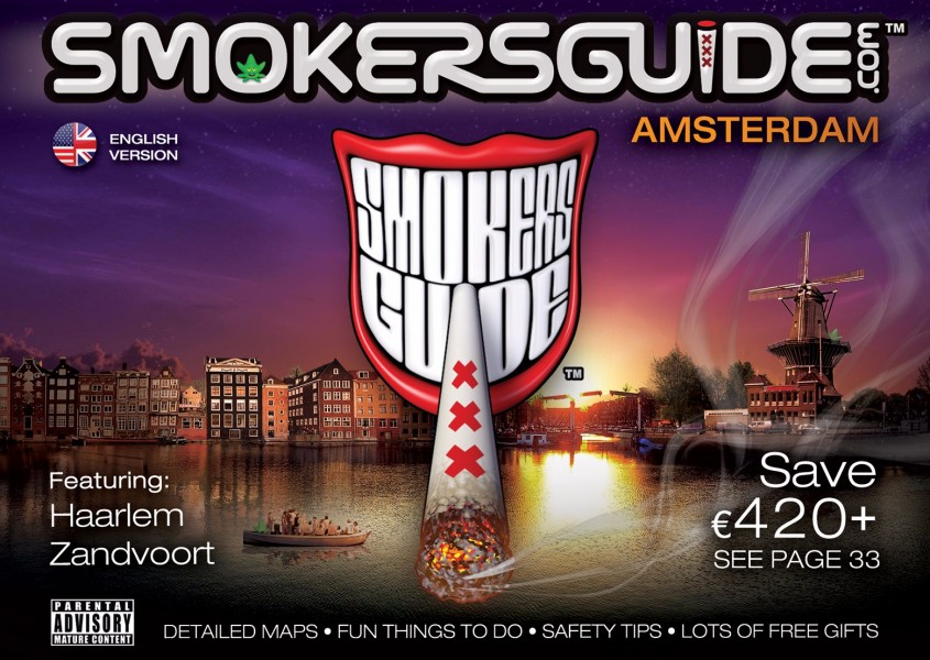 The Smokers Guide Book - Amsterdam Edition