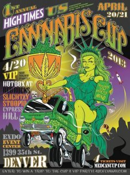 US Cannabis Cup