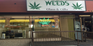 Weeds - East 2nd Glass & Gifts Dispensary