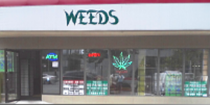 Weeds - Kits Glass & Gifts Dispensary
