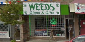 Weeds - Main Street Glass & Gifts Dispensary