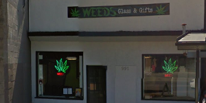 Weeds - Marine Drive Glass & Gifts Dispensary