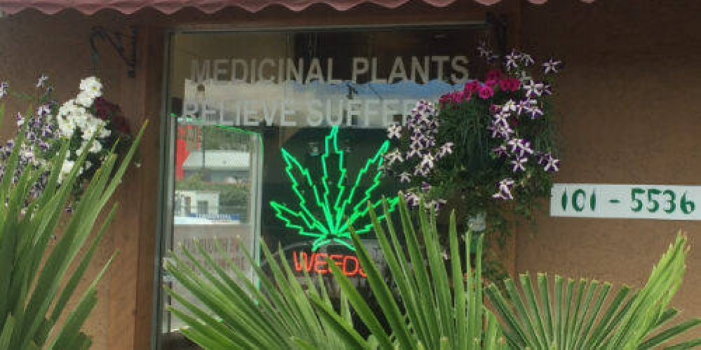 Weeds - Sechelt Glass & Gifts Dispensary