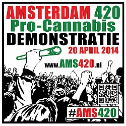#AMS420 Smoke in the Park