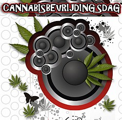 Cannabis Bevrijdingsdag (Cannabis Liberation Day)