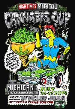 High Times Medical Cannabis Cup Michigan