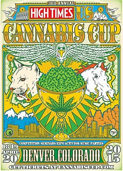 Cannabis Cup Denver, Colorado 2015