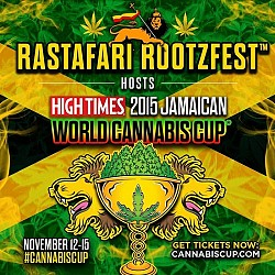 High Times Cannabis Cup Jamaica 2015