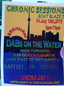 Dabs on the Water