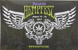 Seattle Hempfest 2015