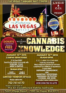 A Weekend of Cannabis Knowledge in Las Vegas
