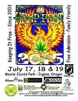 Emerald Empire Hempfest 2015