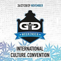 GraceGlass Smoke Out Weekender 2015