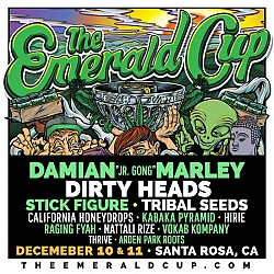 The Emerald Cup - Organic Cannabis Competition 2016
