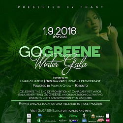 GoGREENE Winter Gala 2016