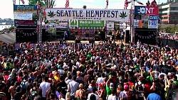 Seattle Hempfest 2016