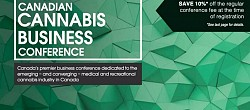 Canadian Cannabis Business Conference 2016