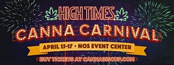 High Times US Cannabis Cup & Carnival 2016