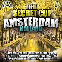 The Secret Cup Amsterdam 2016