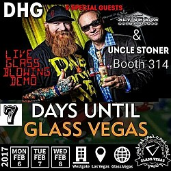 1st Annual Glass Vegas American Functional Glass Trade Show 2017