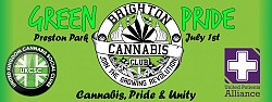 Green Pride Brighton 2017