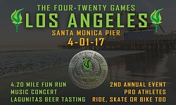 420 Games Los Angeles 2017