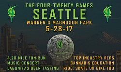 420 Games Seattle 2017