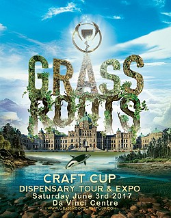 2017 Grass Roots Craft Cup, Expo, and Dispensary Tour